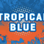 Tropical blue (+40 KR/Liter)